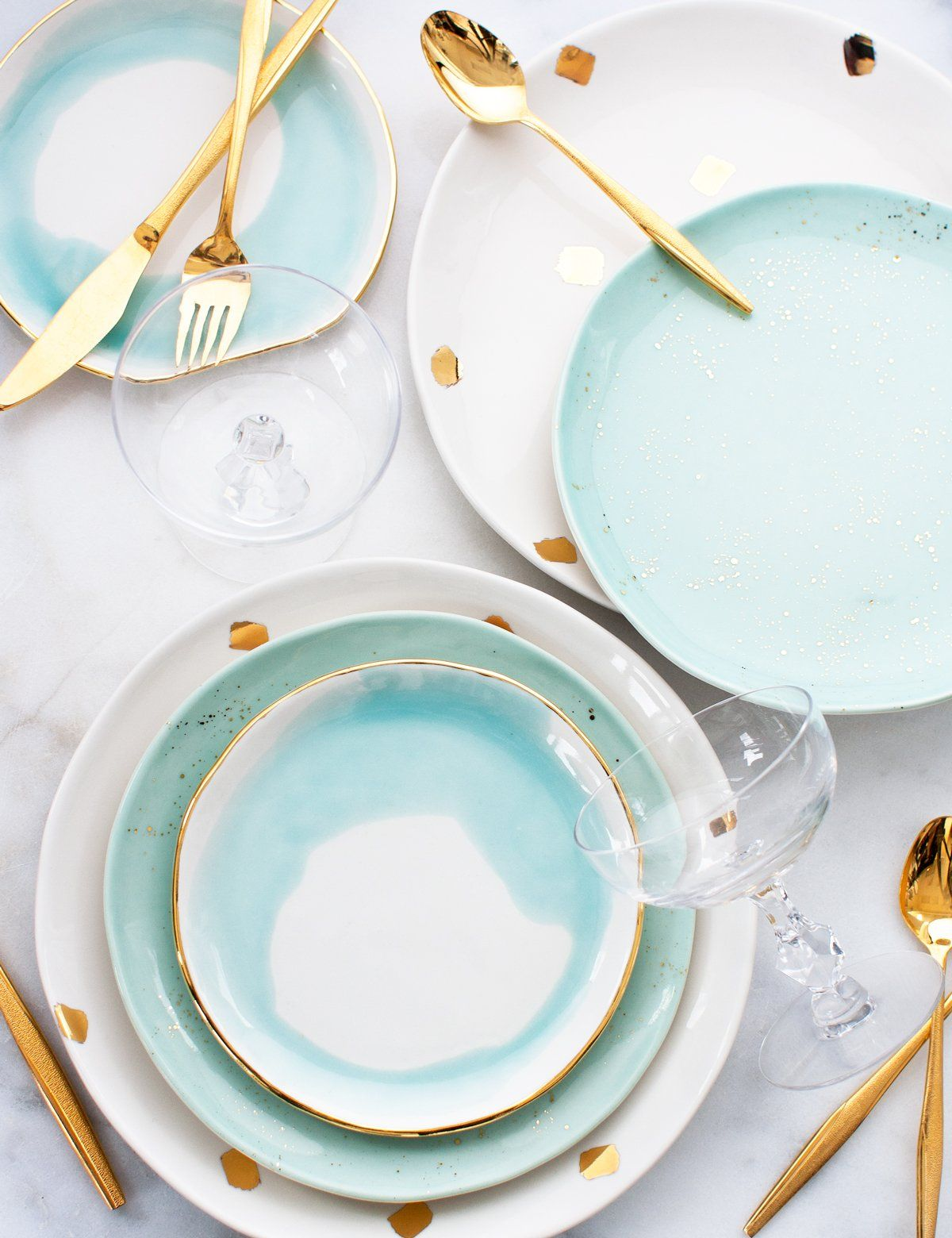 Limited Editions March Is All About Mint The Inspiration Glaze Chemistry To Make This Color Happen Ceramic Dishes Handmade Tableware Blue Ceramics