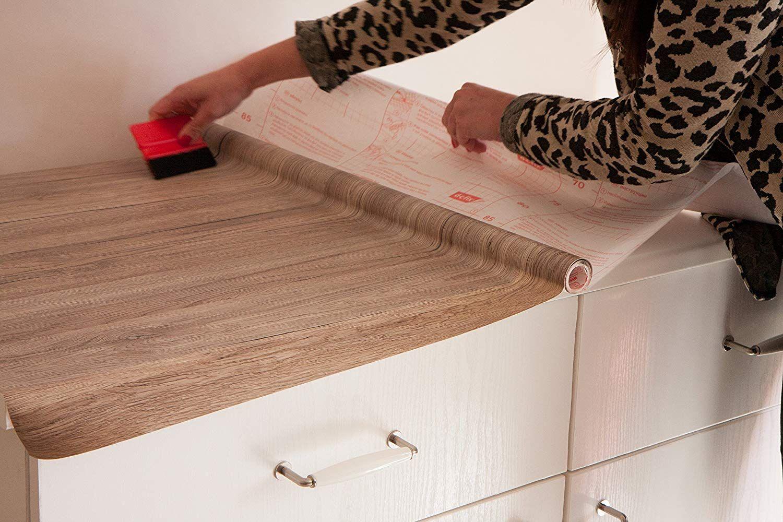 Best D C Fix Kitchen Worktop Wrap On Wren Kitchens Kitchen 400 x 300