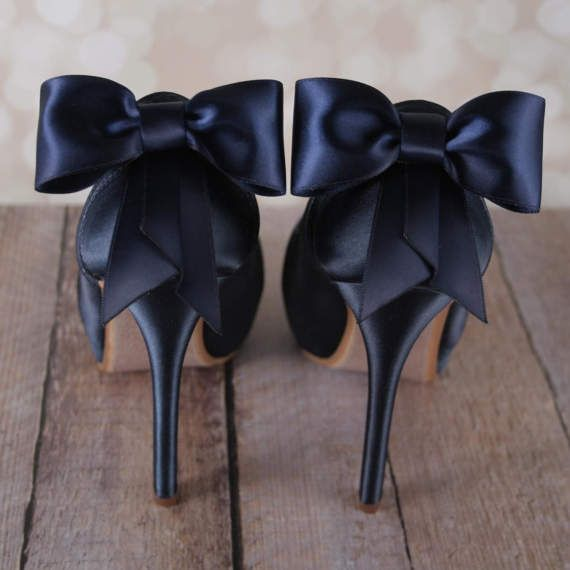 Navy Blue Wedding Shoes Something Custom