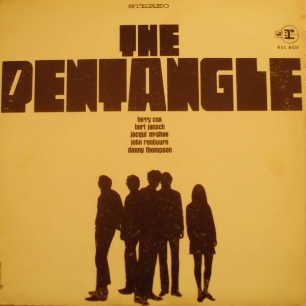 Language In 45 And 47 Stella Street: The Pentangle (Vinyl, LP, Album) At