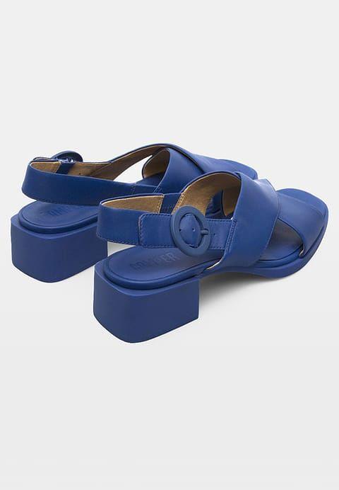 Chaussures Camper KOBO - Sandales - blue bleu  135,00 € chez Zalando (au  11 06 17). Livraison et retours gratuits et service client gratuit au 0800  915 207. 8c0c0cac6c6