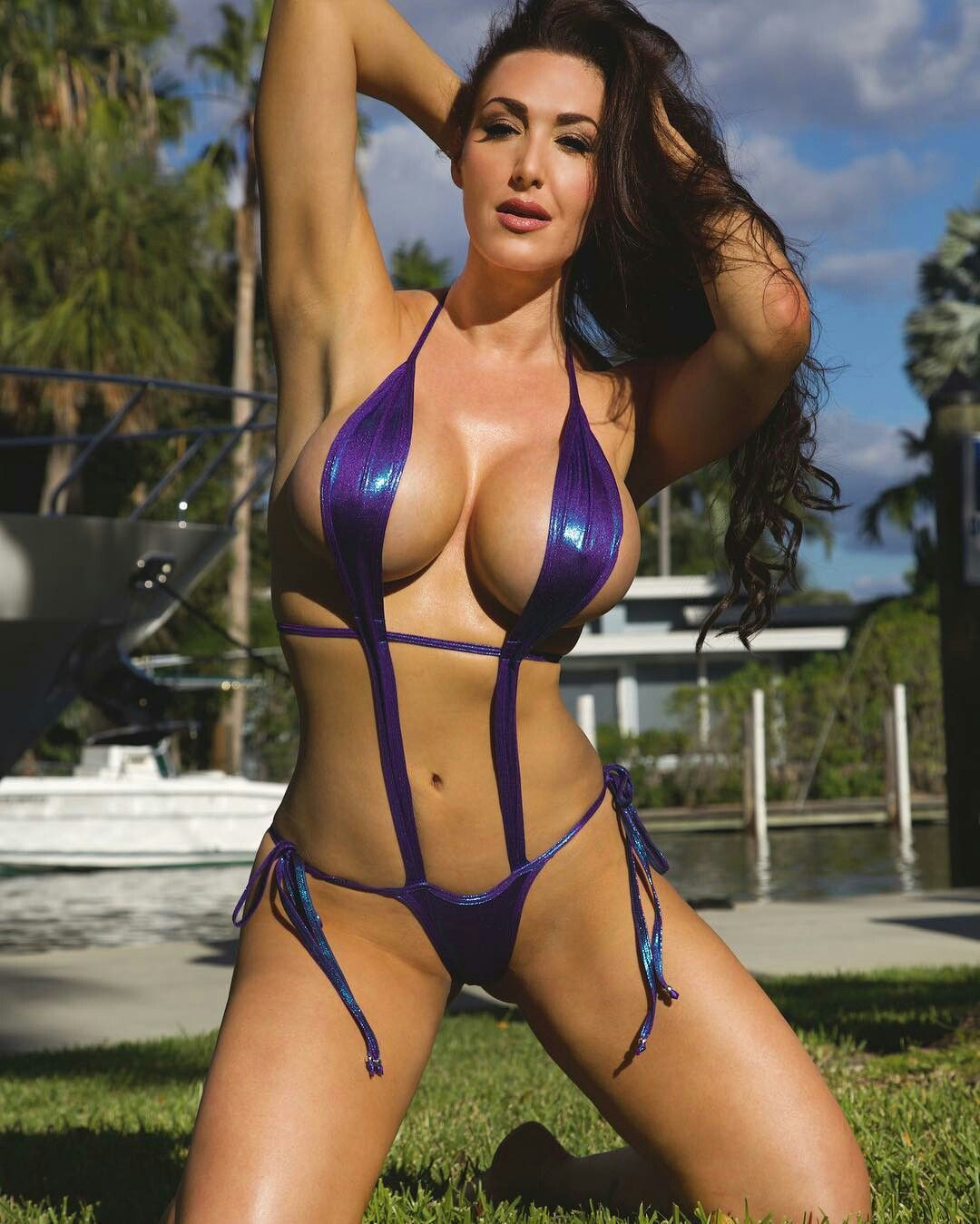 The craziest celebrity swimsuits