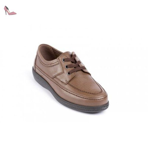 Leo, Mocassins homme - Marron (Tan), 42.5 (UK 8.5)Padders