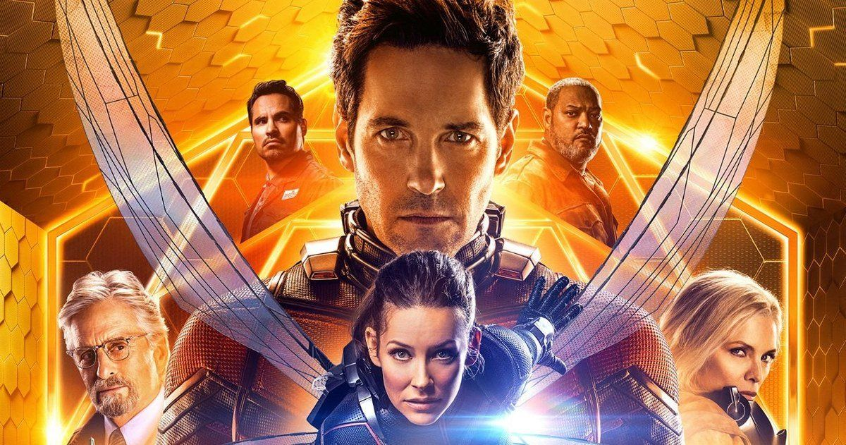 Ant Man 2 Film Streaming Complet Vf
