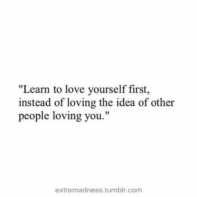 #selflove #takecareofyou | The words, Lebenssprüche ...
