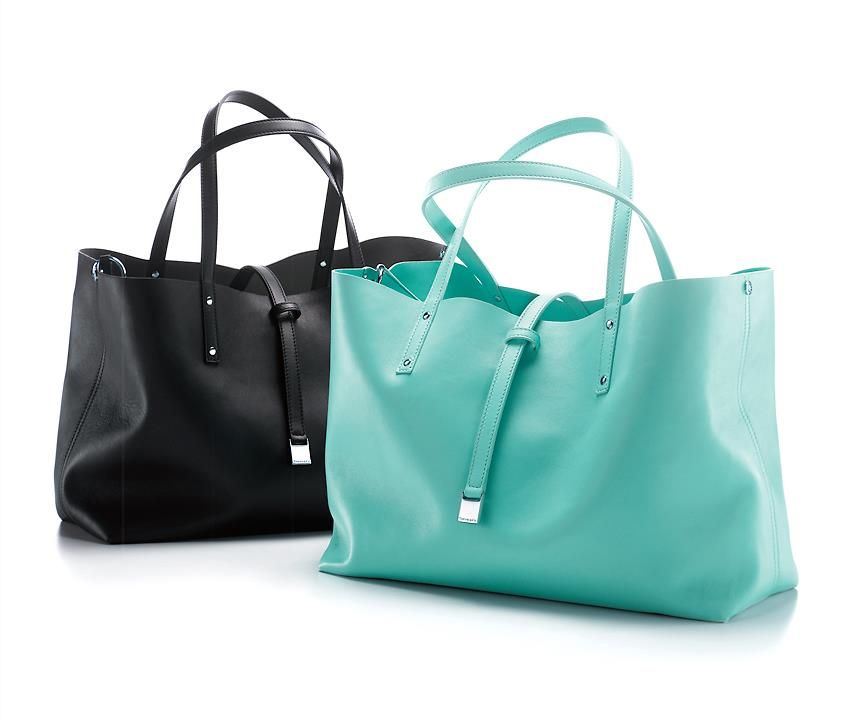 Tiffany Bags Fashion Faves Co S Stunning New Leather