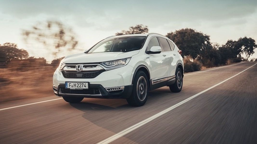 Autovorstellung Honda Cr V Suv Mit Hybridantrieb Gereifter Suv Mit Sparpotential Hoher Sitzkomfort Mit Guter Rundumsicht Sehr In 2020 Honda Elektro Motor Fahrzeuge