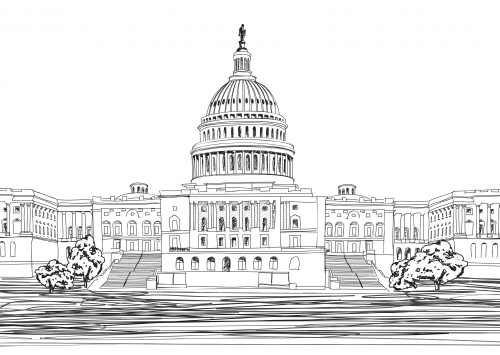 United States Capitol Building Kidspressmagazine Com Capitol Building United States Capitol Landscape Drawings