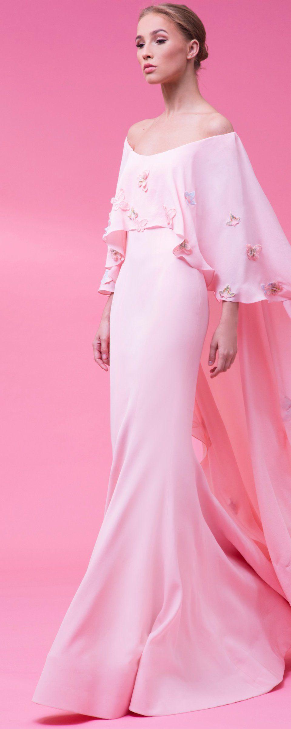 Rani Zakhem Primavera-Verano 2017 - Pret a porter | Moda rosada y ...