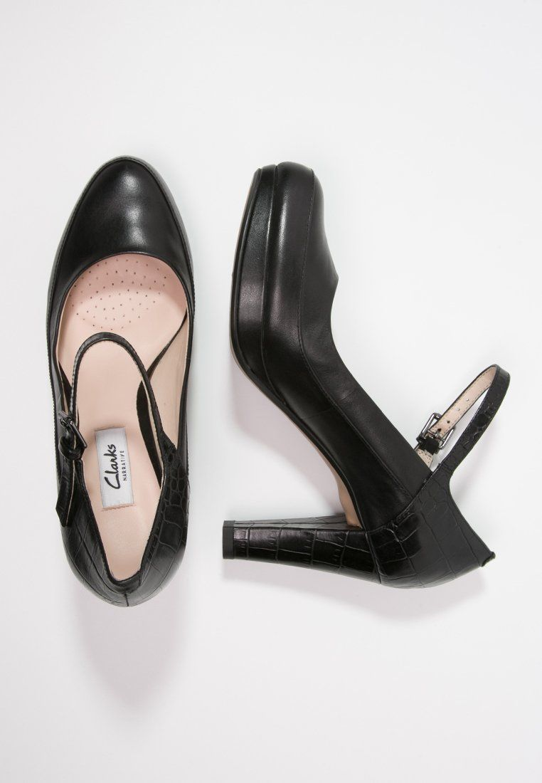 cheap for sale promo code cozy fresh Clarks KENDRA DIME - High Heel Pumps - black - Zalando.de ...