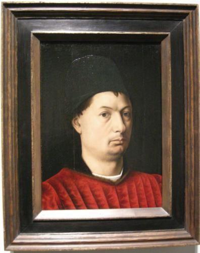 Ritratto di un uomo - Petrus Christus 1465