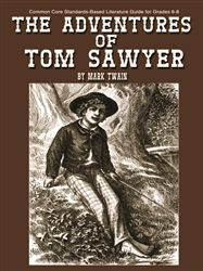 Adventures of Tom Sawyer Literature Guide, The - PDF