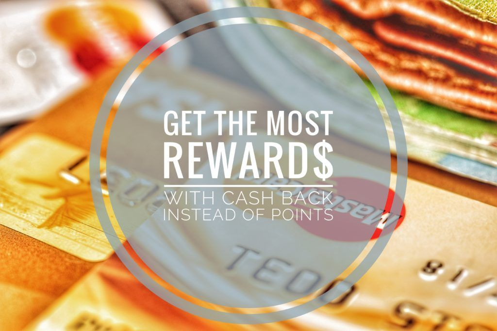 Learn how you can maximize earnings from rewards programs