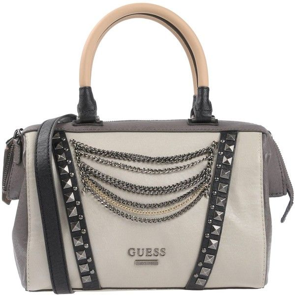 Guess Handbag (11825 RSD) ❤ liked on Polyvore featuring bags ... a149c9b34f8b7