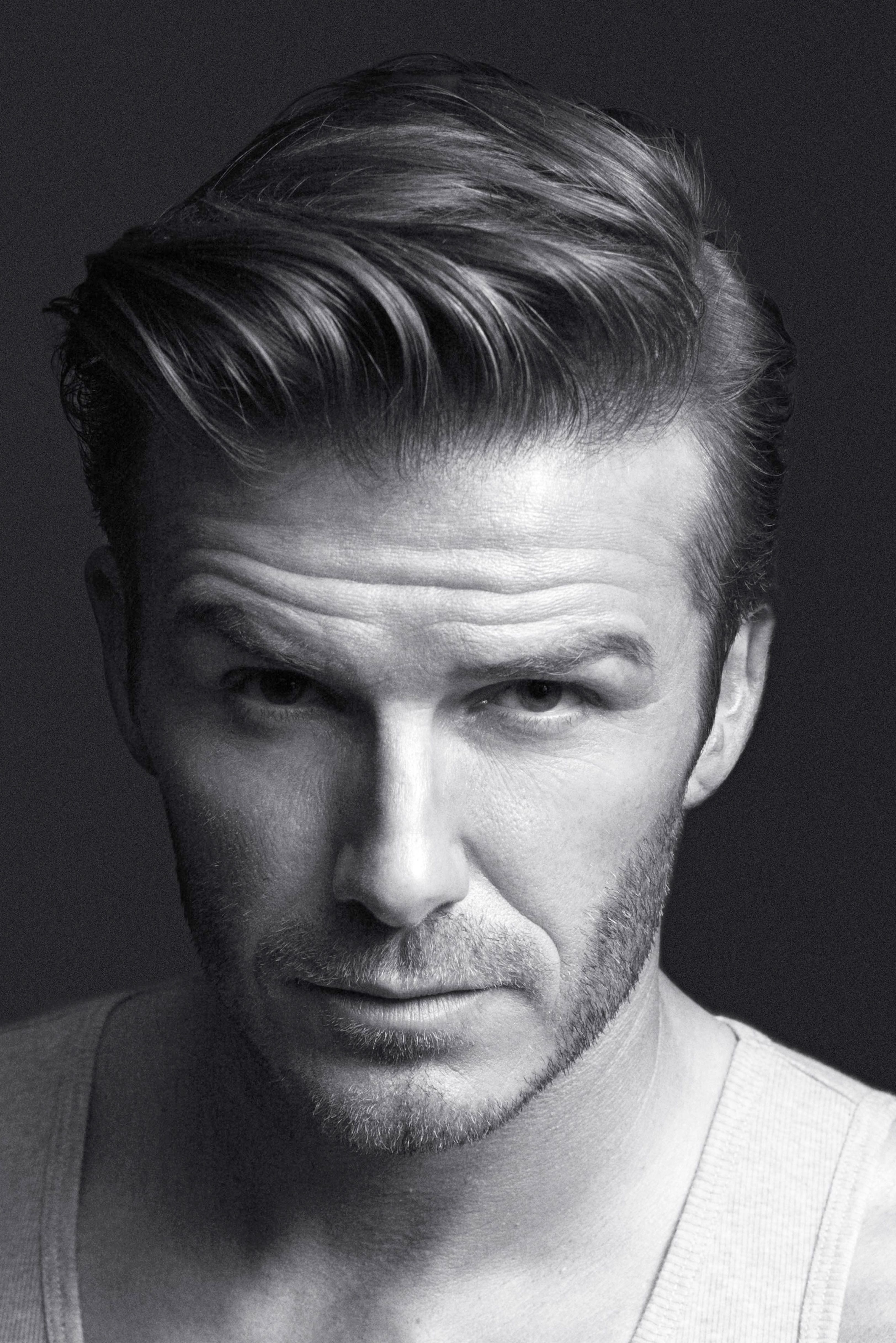Mens haircuts straight hair david beckham  menus hair inspiration  pinterest  david beckham