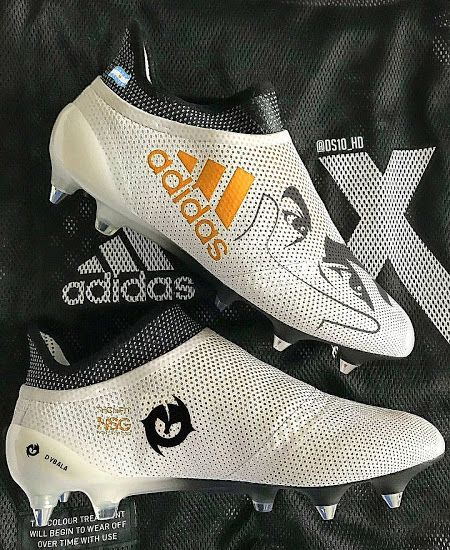 b94b3a07e Adidas X Purespeed Paulo Dybala Signature Boots Concept by DS10 - Footy  Headlines