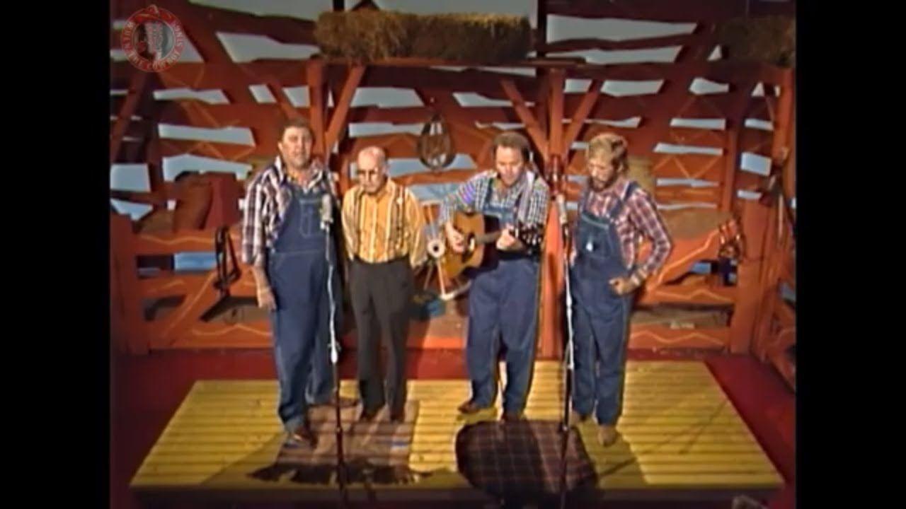 Hee Haw Gospel Quartet - This World Is Not My Home 1981
