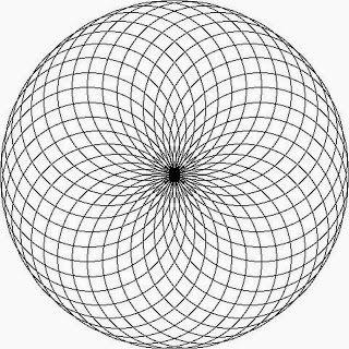 Mandalas Para Pintar Símbolos Geométricos Sagrados Arte
