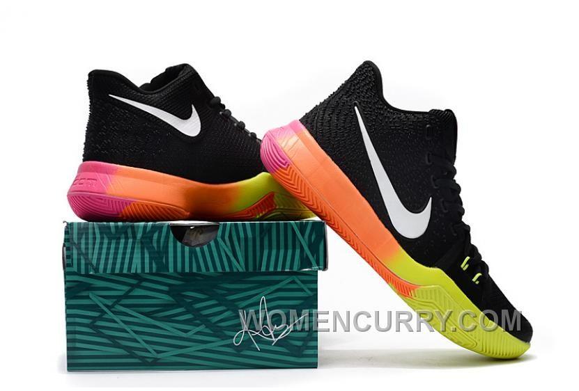 Nike Kyrie 3 Womens Mens Shoes Colourful  0ee6734da