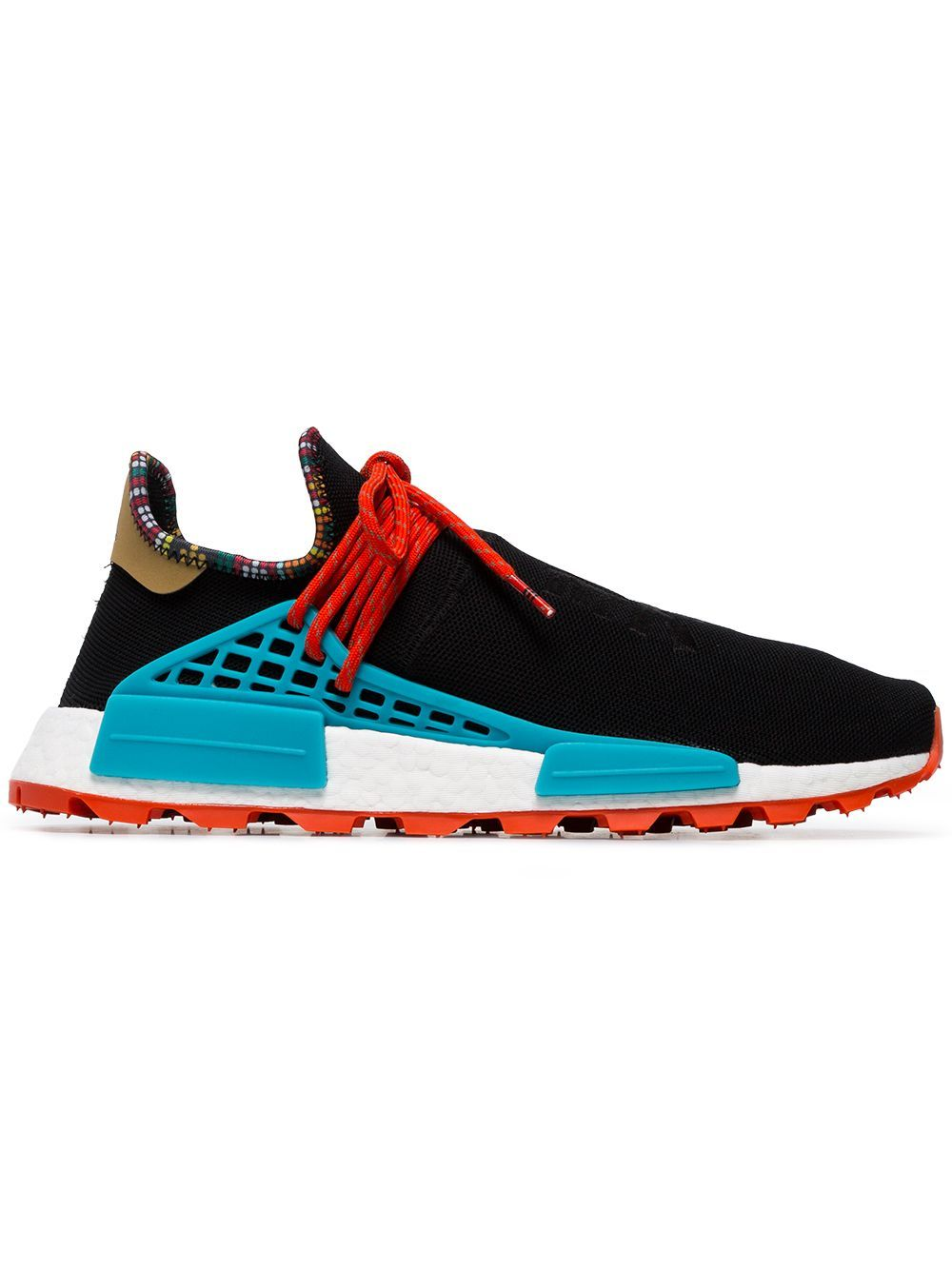 180583408 ADIDAS ORIGINALS ADIDAS X PHARRELL WILLIAMS BLACK HUMAN BODY NMD SNEAKERS -  黑色.  adidasoriginals  shoes