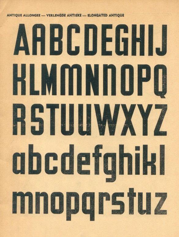 Vintage French Type Specimen Books Lettering Alphabet Fonts Typography Alphabet Vintage Typography