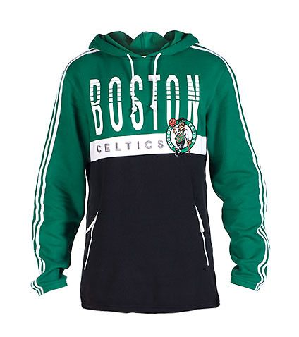 adidas BOSTON CELTICS COURT SERIES PULLOVER-b8ZyxWUa