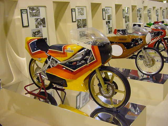 Sanvenero 125 cc GP - Ricardo Tormo