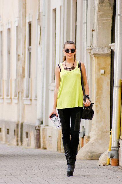 Look: neON - Madalina Simona Merca - Trendtation