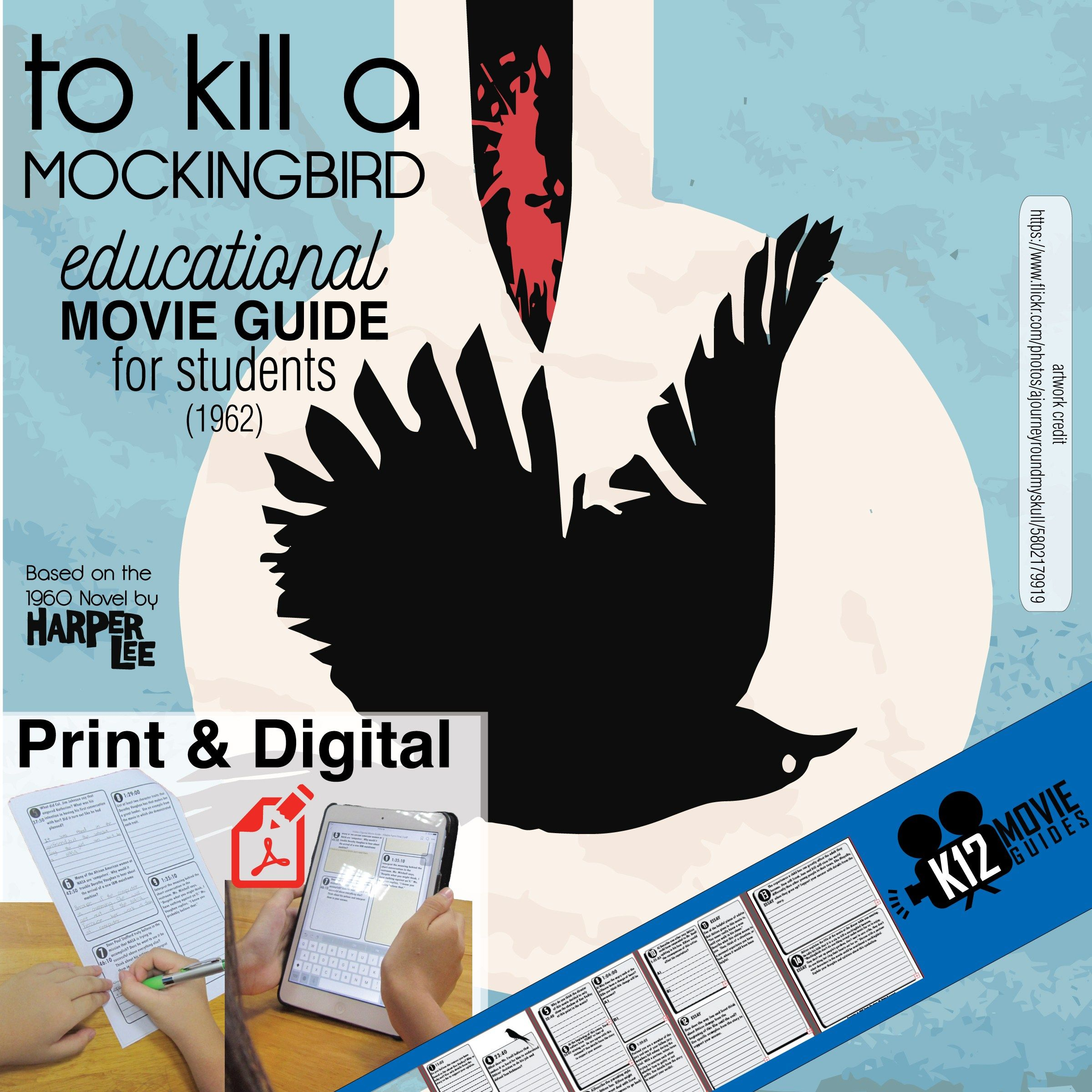 To Kill A Mockingbird Movie Guide