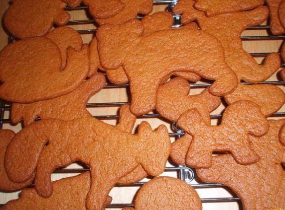 Švédske zázvorové keksy - Anna´s Pepparkakor - obrázok 3