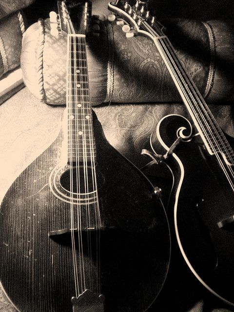 Dating Flatiron mandoliner