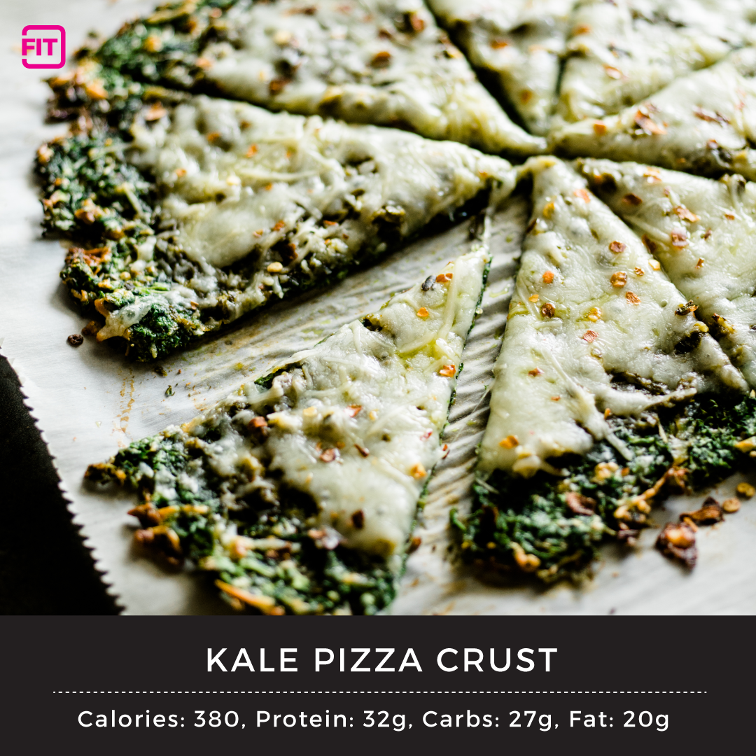 5 Vegetable Pizza Crust Recipes that are Healthy and Delicious