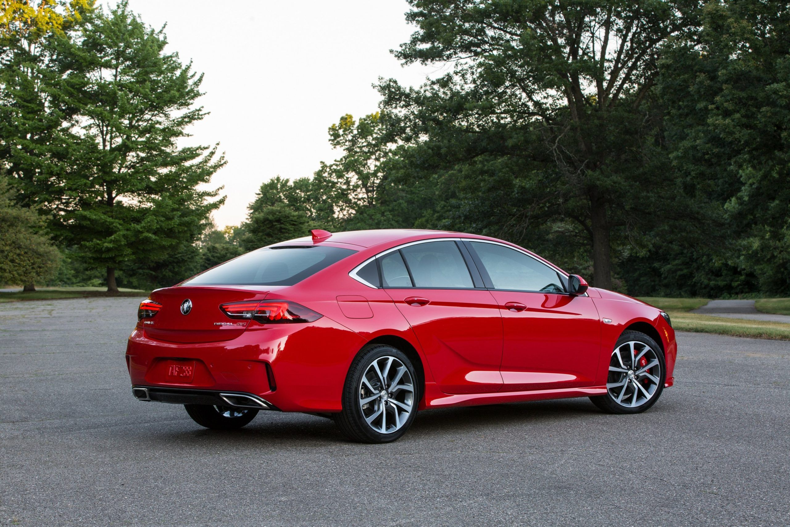 2021 Buick Regal Gs Coupe Price and Review