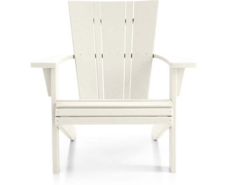 Shop Vista Ii Adirondack Chair Pull Up The Matching Sloped