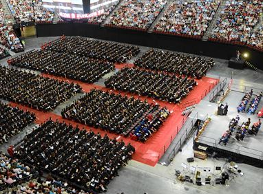 Way to go, grads! Remember to check out all your pics from the ceremony! @unlincoln