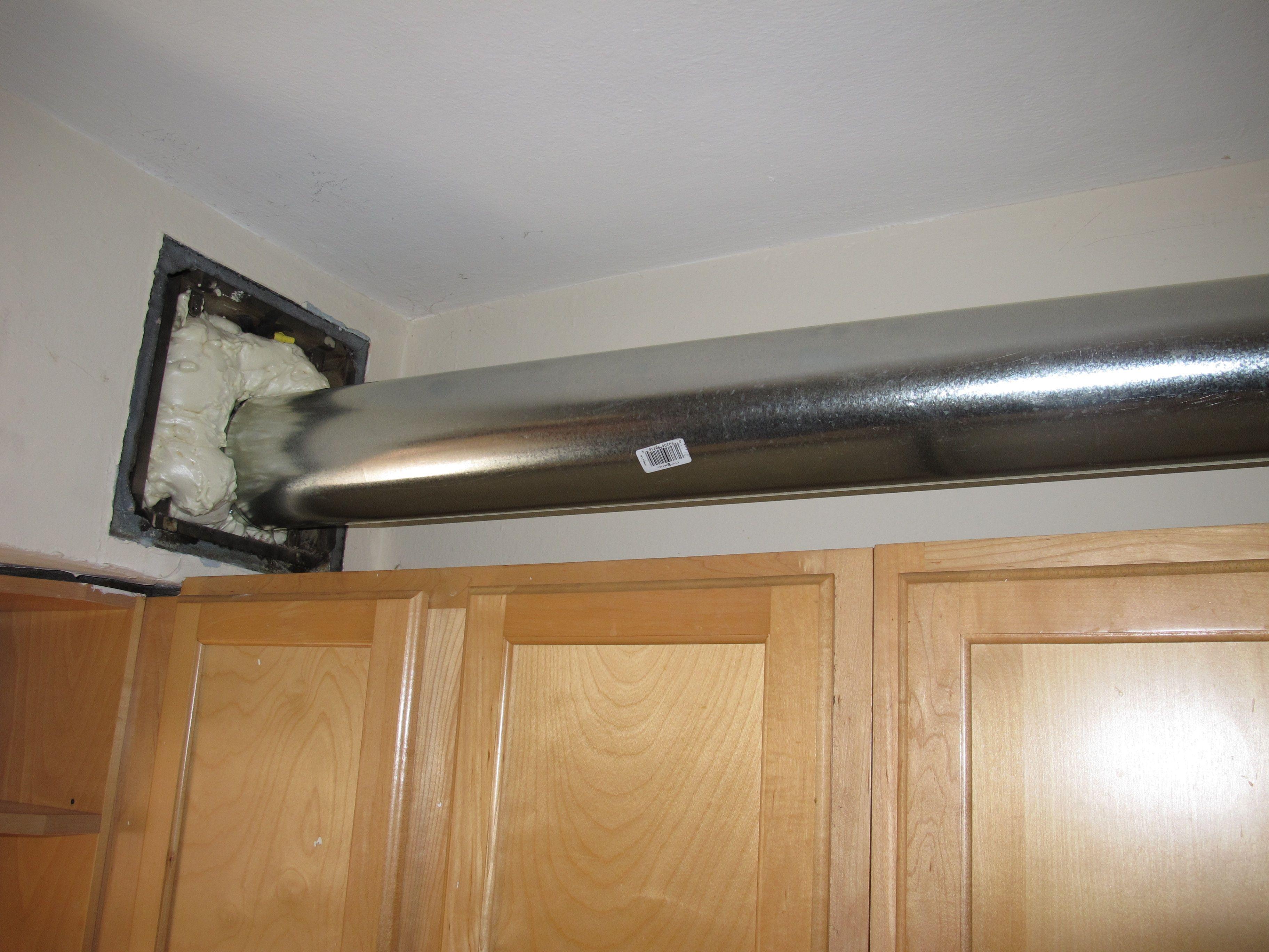 Kitchen Exhaust Fan Duct | http://urresults.us/ | Pinterest