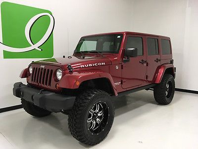 Ebay 2013 Jeep Wrangler Rubicon Deep Cherry Red Crystal Pearl Jeep Wrangler Unlimited With 53 438 Jeep Jeeplife Usdeals Rssdata Jeep Wrangler Jeep Rubicon