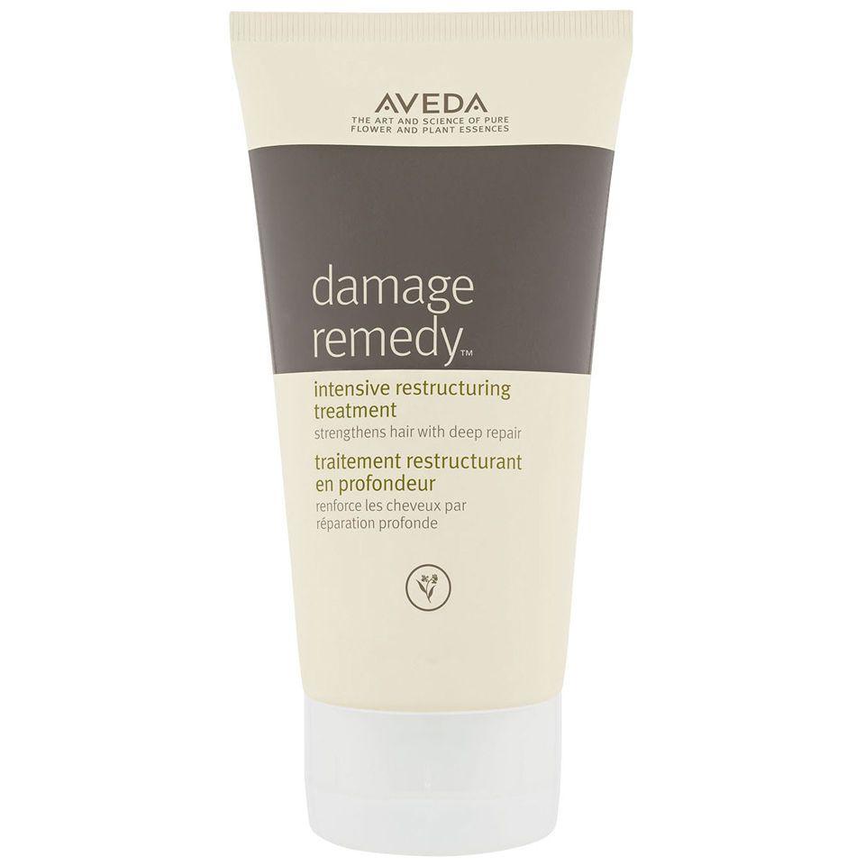 Aveda Damage Remedy Intensive Restructuring Treatment 150ml Shampoo For Fine Hair Best Shampoos Damaged Hair Repair