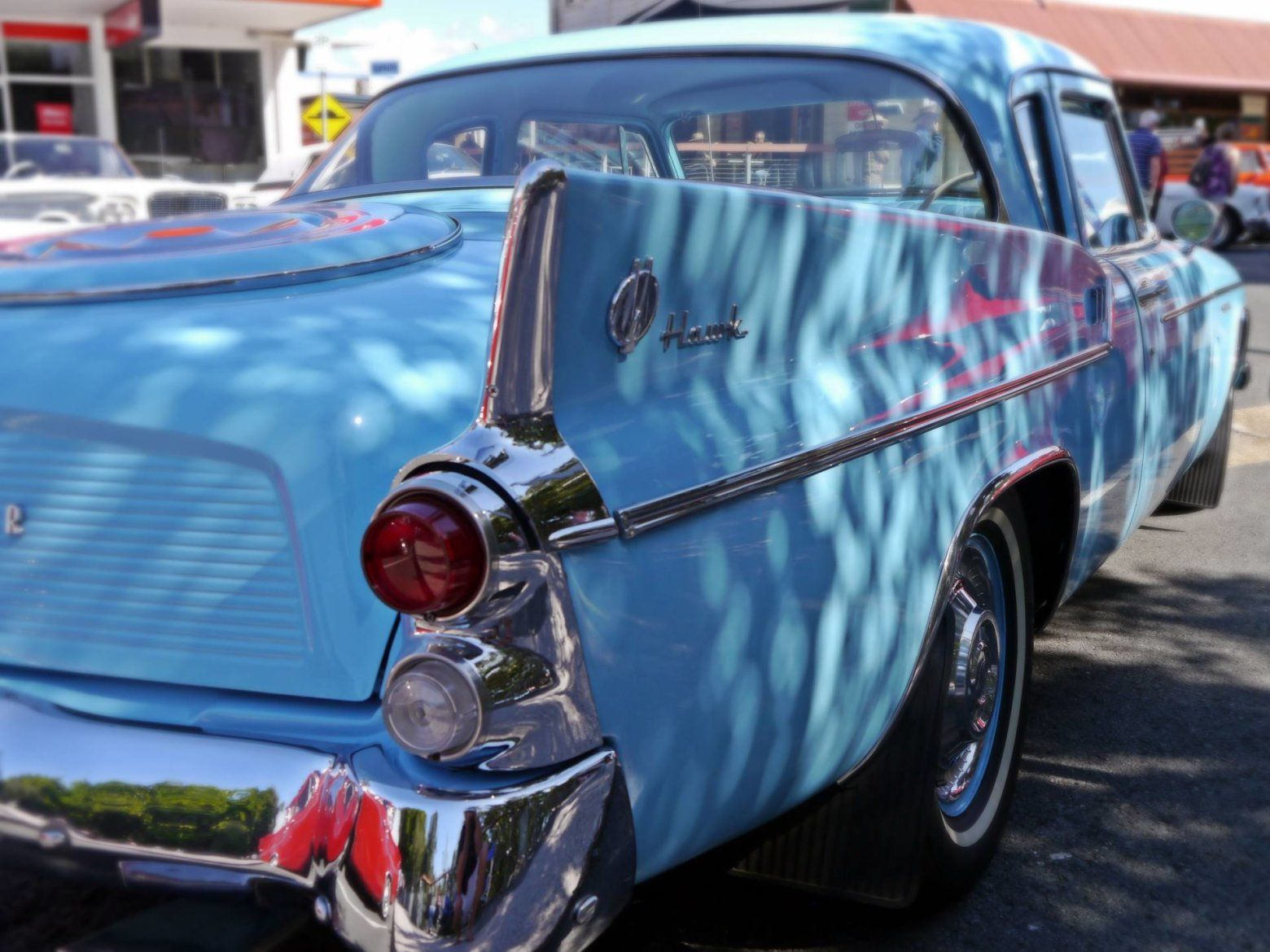 Studebaker, Blue, Hawk, Old Car, American, Car, Classic, Club, Free ...