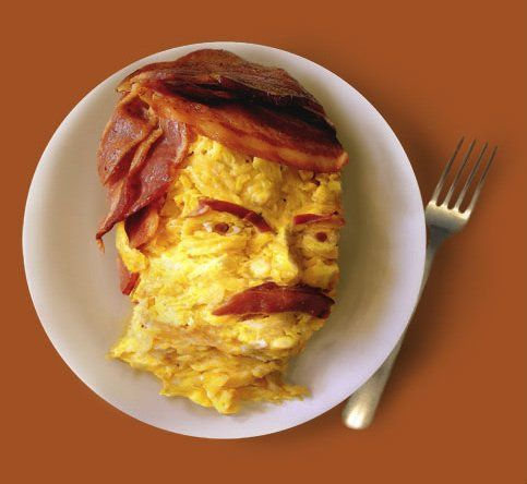 Bacon and Egg Ron Swanson