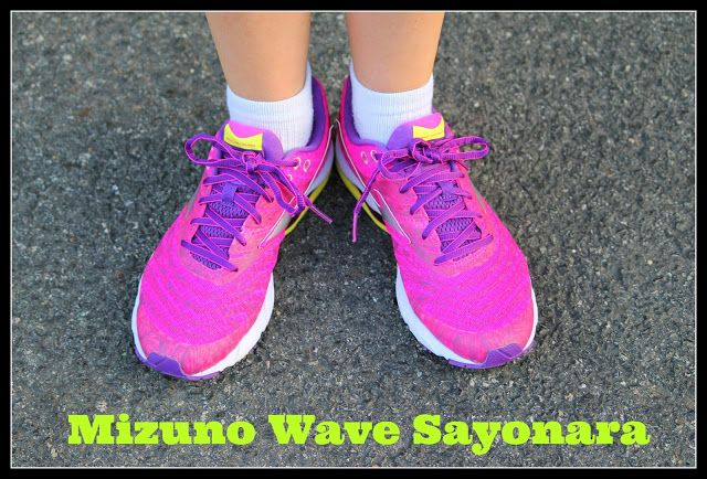 A review of my favorite new running shoes: Mizuno Wave
