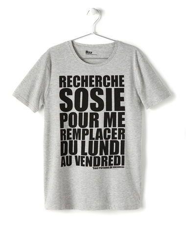 T shirt Bizzbee …   T shirt, Vêtements drôles, Chemises drôles