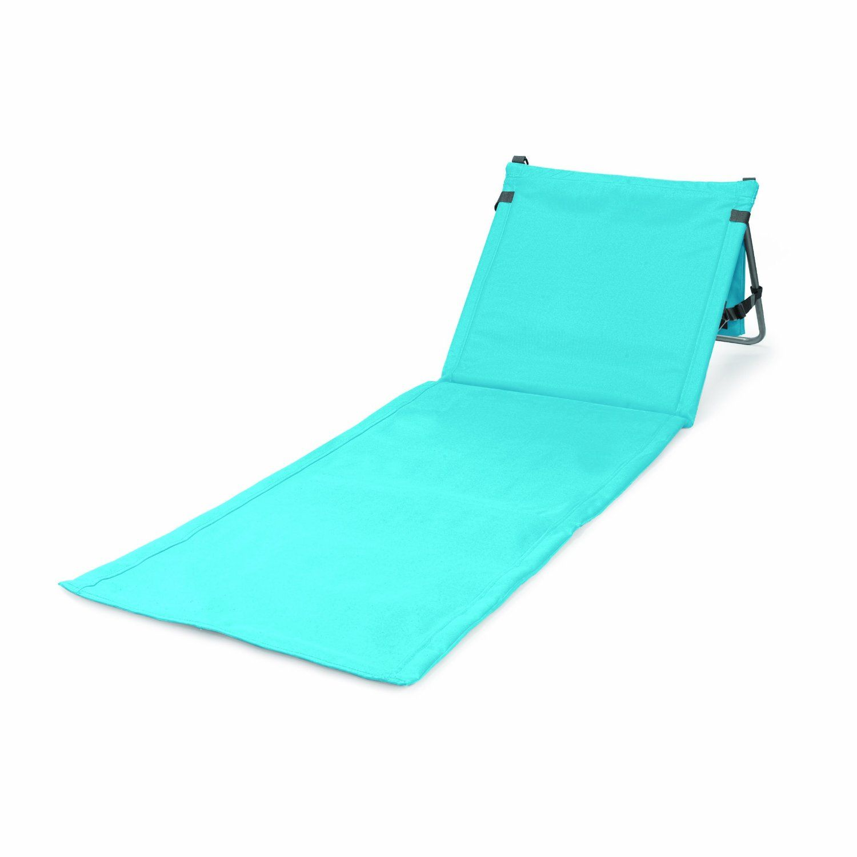 Amazon.com : Picnic Time Beachcomber Portable Beach Mat, St. Tropez : Home And Garden Products : Patio, Lawn & Garden
