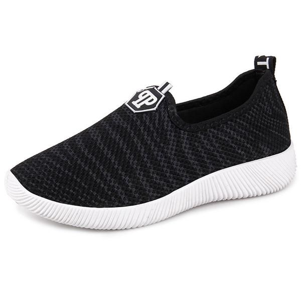 Unisex Slip-On Sneaker Rubber Shoes Breathable and Waterproof. Comfort Walking Slippers Shoes