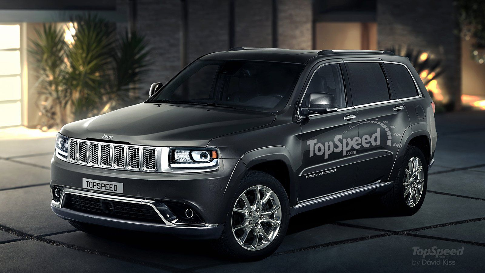 Jeep Could Be Working On A Hellcat Powered Wagoneer Or Grand