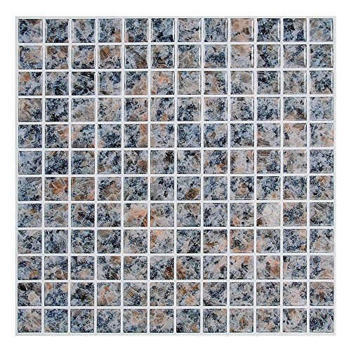 Fertel 10 X 10 Peel And Stick Tile Kitchen Backsplash Sticker Pack Of 6 Find Out More About The Stick On Tiles Peel And Stick Tile Bathroom Tile Stickers