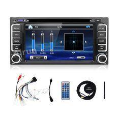 GPS Navigation 2 Din dvd player gps navigation for TOYOTA Corolla Camry Rav4 Previa Vios HILUX Prado car stereo radio
