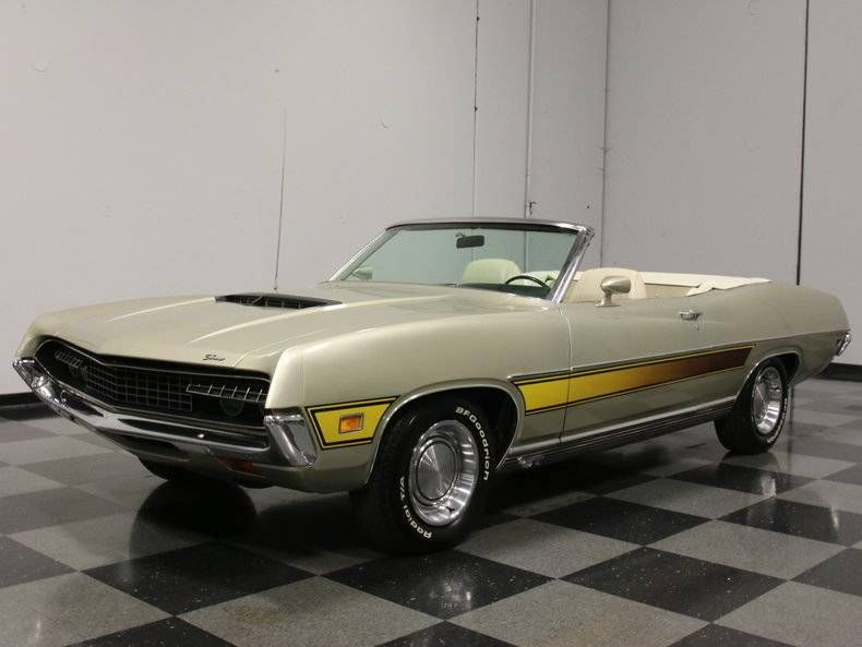 1971 Ford Torino Convertible Maintenance Of Old Vehicles The