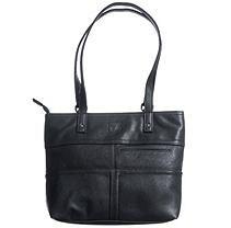 Stone Mountain Delaney Leather Tote Handbag