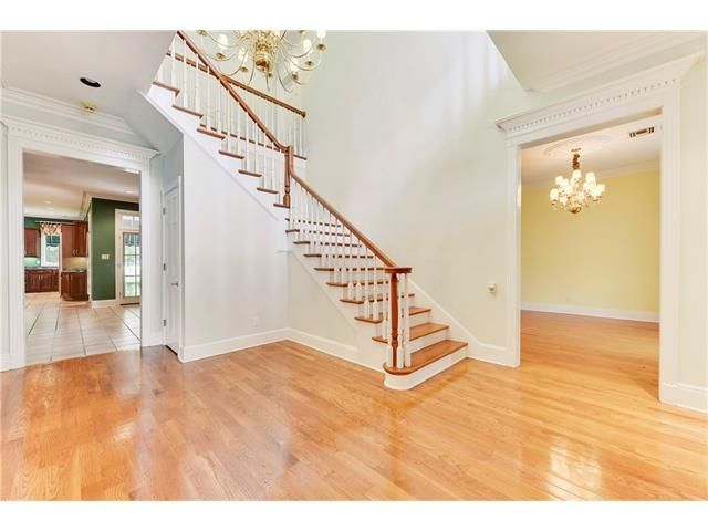 Gorgeous space and staircase!! | Realty, Home, Gretna